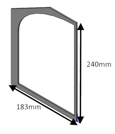 ch06019_glass_gasket_double_door_slim_5_inset_5_7_consort_7_1