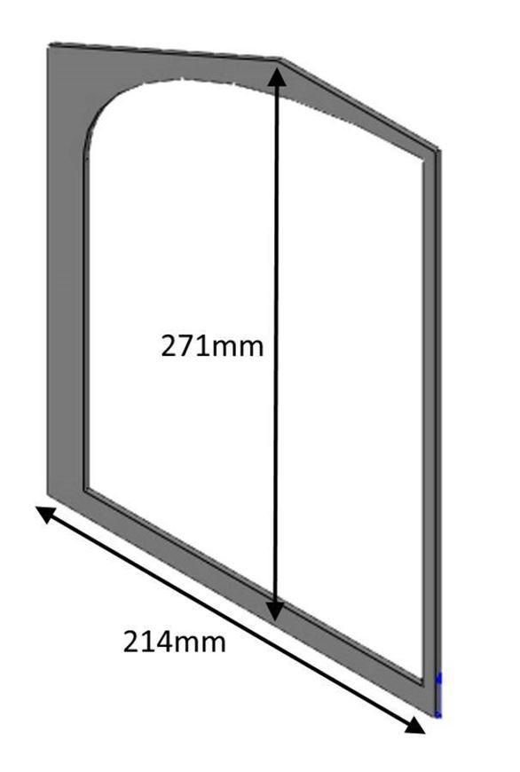 ch08029_glass_gasket_double_door_consort_9_slimline_9_15