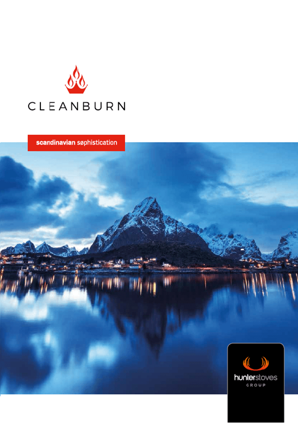 Picture of 2017 Brochure - Cleanburn box