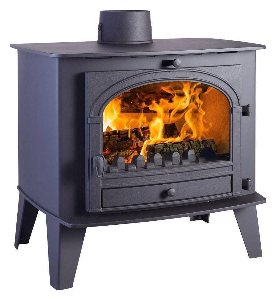 hunter stoves innovative wood burning stoves log burners. Black Bedroom Furniture Sets. Home Design Ideas