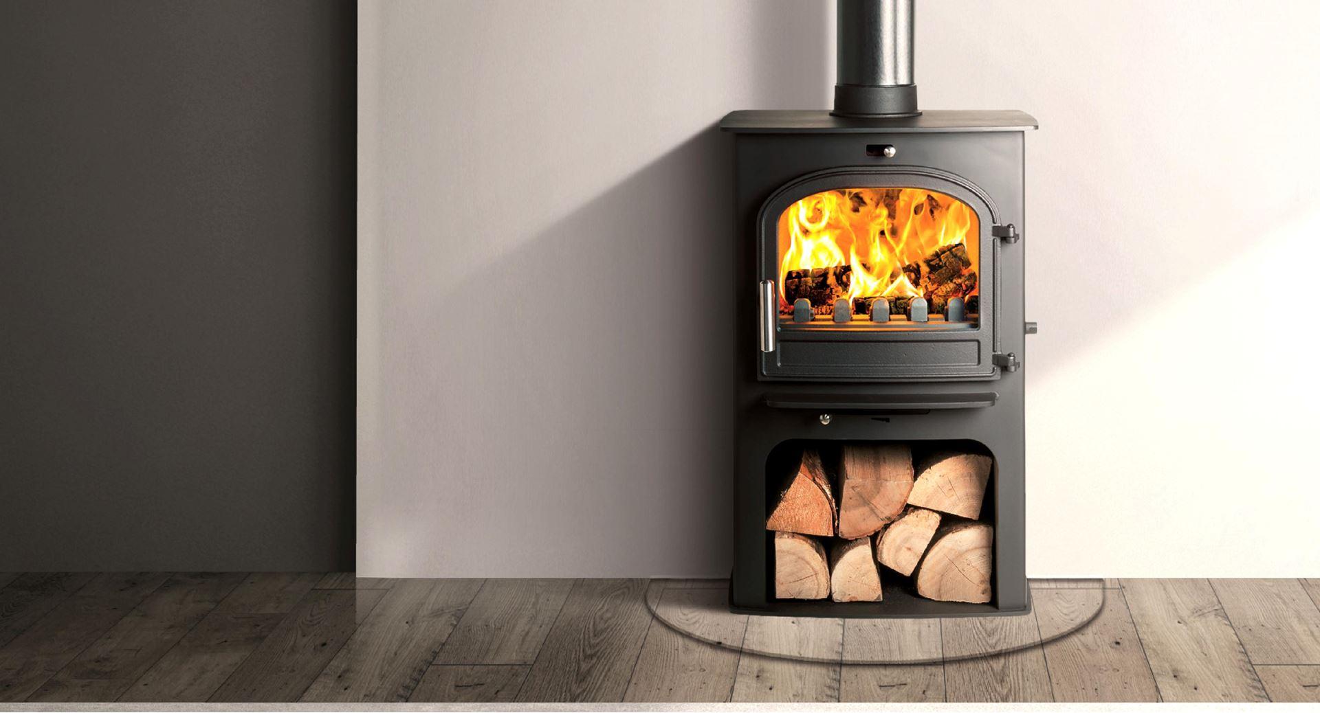 Gas Ranges >> Hunter Stoves | Innovative Wood Burning Stoves & Log Burners