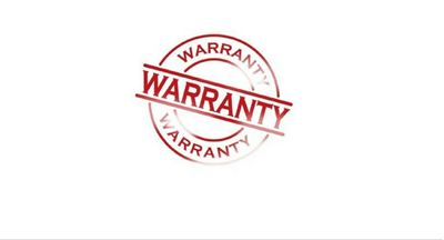 DO YOU KNOW ABOUT OUR WARRANTY GUARANTEE..?
