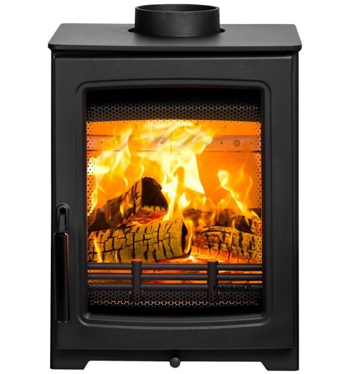 Aspect 4 Compact Front Wood Stove