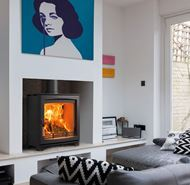 Aspect 5 Slimline lifestyle in a living room.