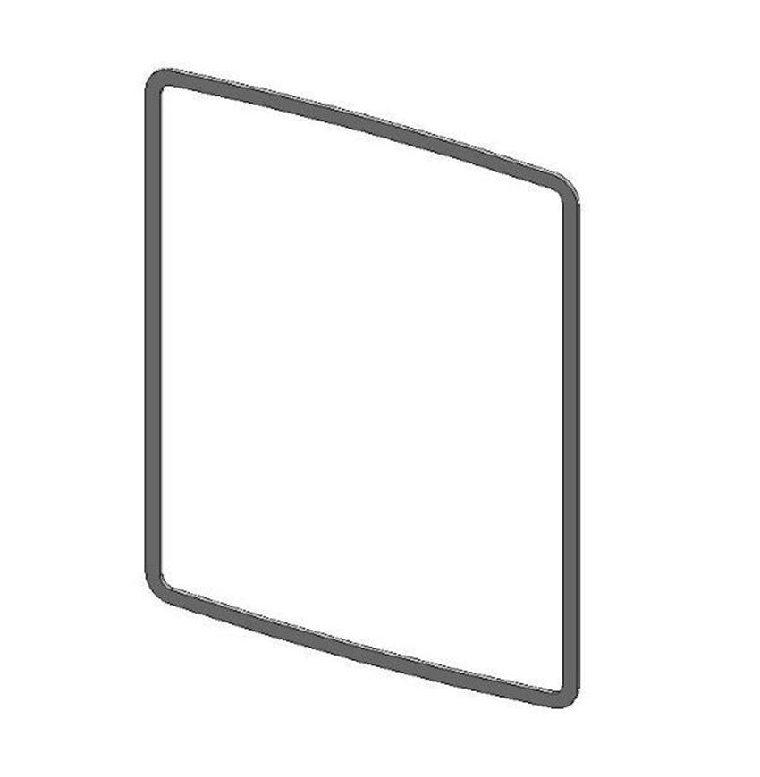 Picture of Glass Gasket - Aspect 4 and Compact 4