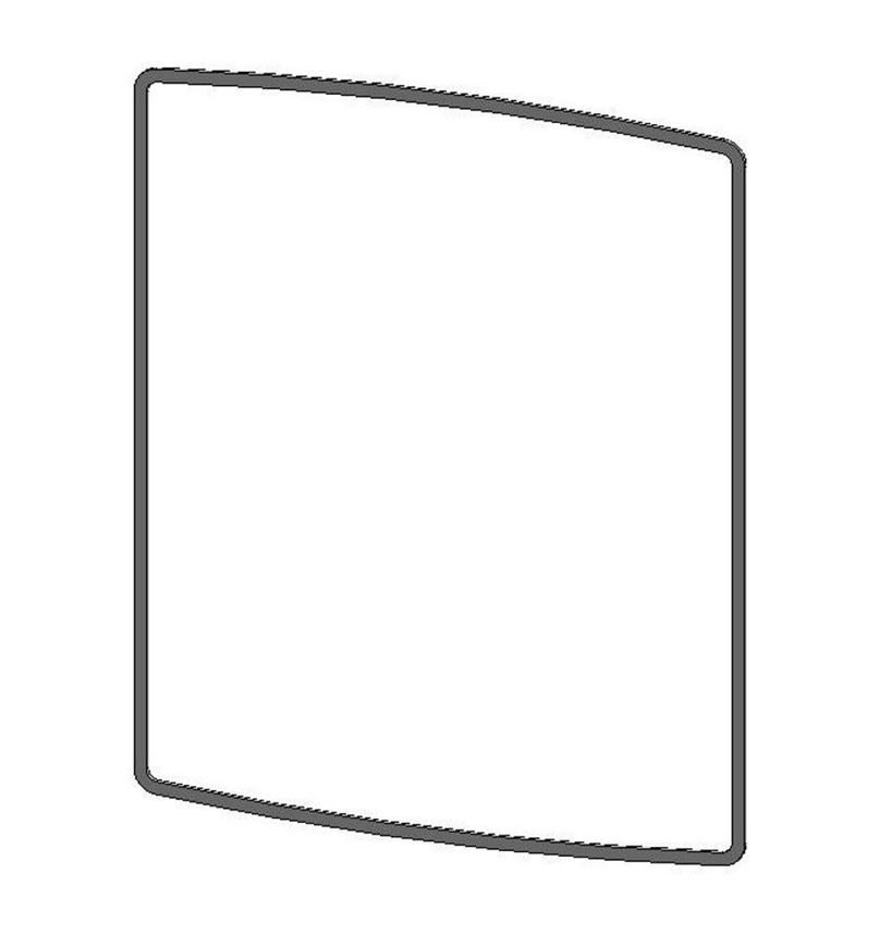 Picture of Glass Gasket - Aspect 5 and Compact 5