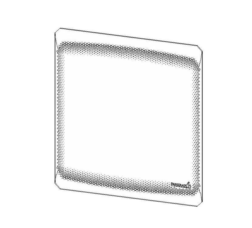 Picture of Glass panel - Aspect 4 and Compact 4