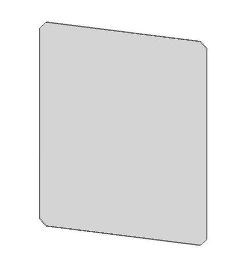 Picture of Glass panel - Aspect 5 and Aspect 5 Compact (Plain)