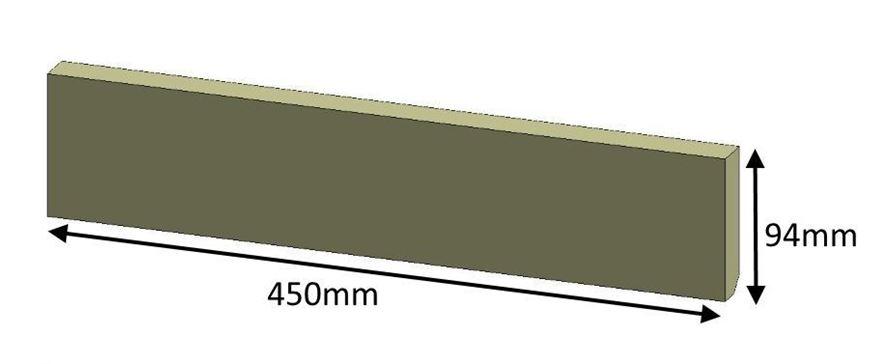 Picture of Rear Brick - Lower (non Eco)