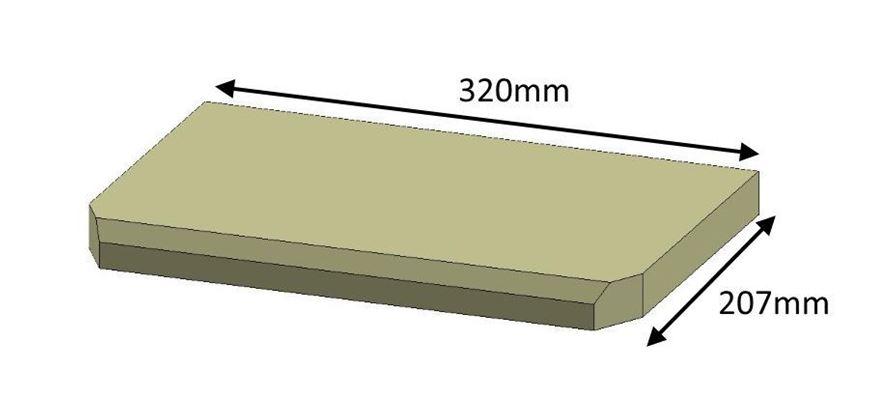 Picture of Brick - Base (non Eco)
