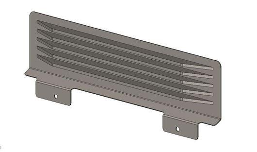 Picture of Flue Heat Shield - Rear