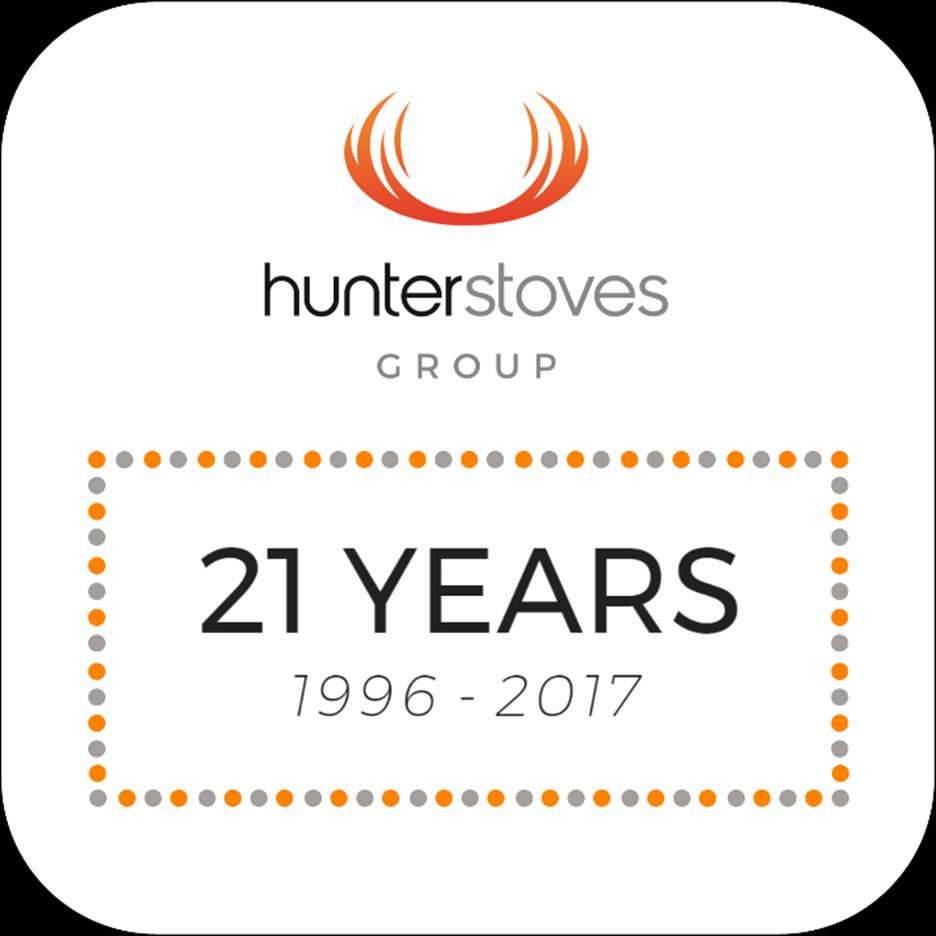 Hunter Stoves Group celebrates turning 21!