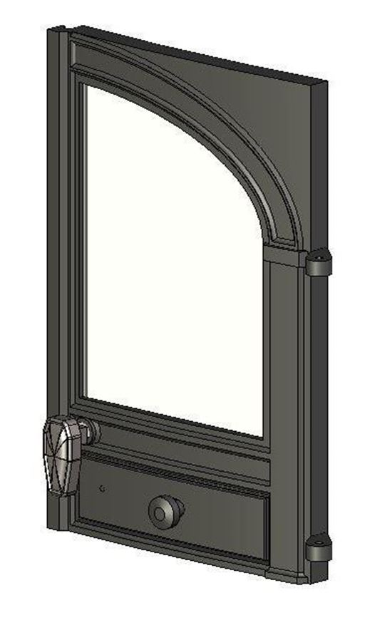 Picture of Door Complete - Right Hand