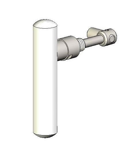 Picture of Handle Assembly - Single Door