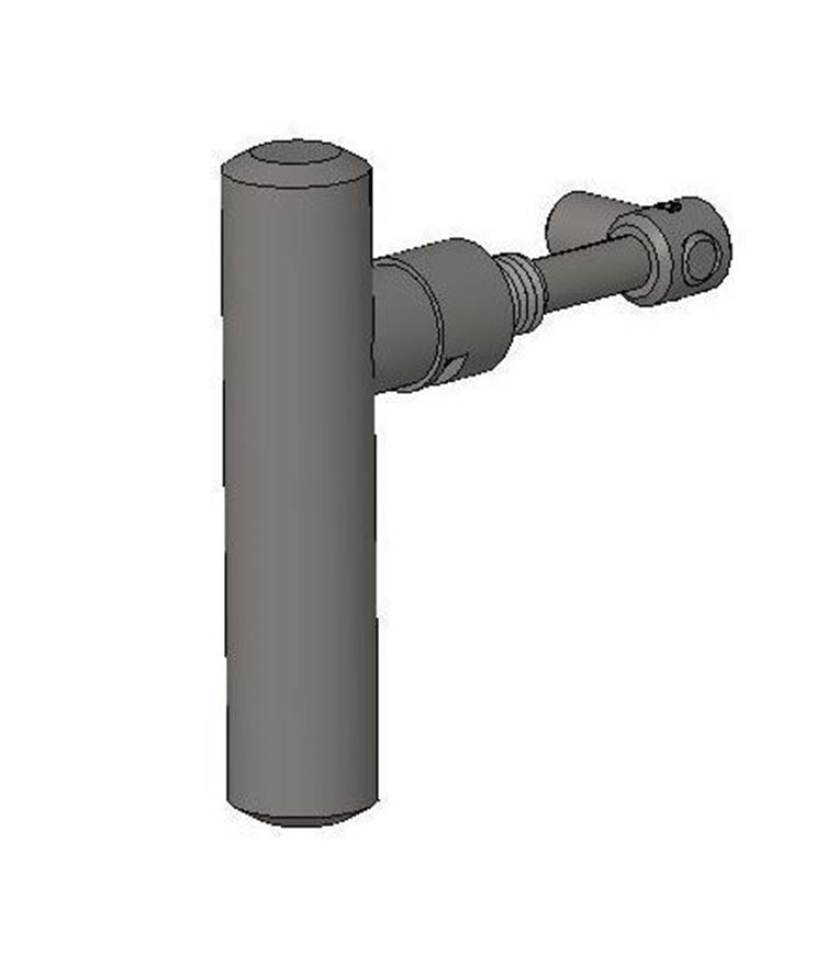 Picture of Handle Assembly - Stainless Steel