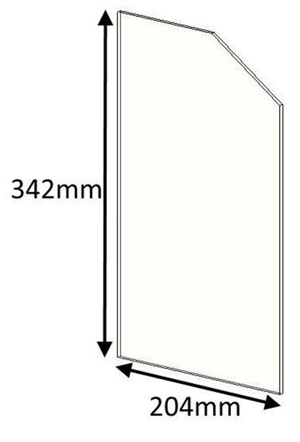 Picture of Glass - Double door
