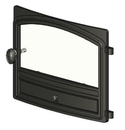 Picture for category Inglenook Door Components