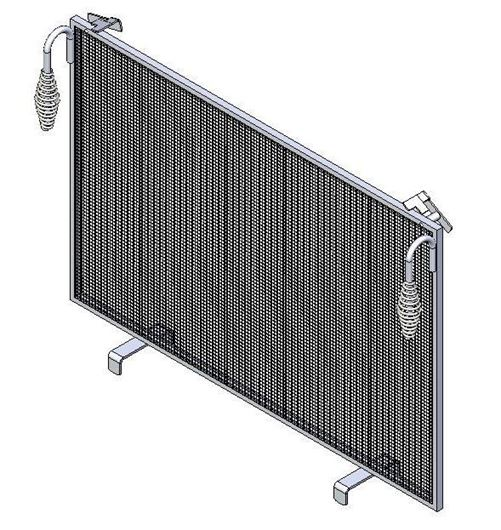 Picture of Firescreen - 600 Low