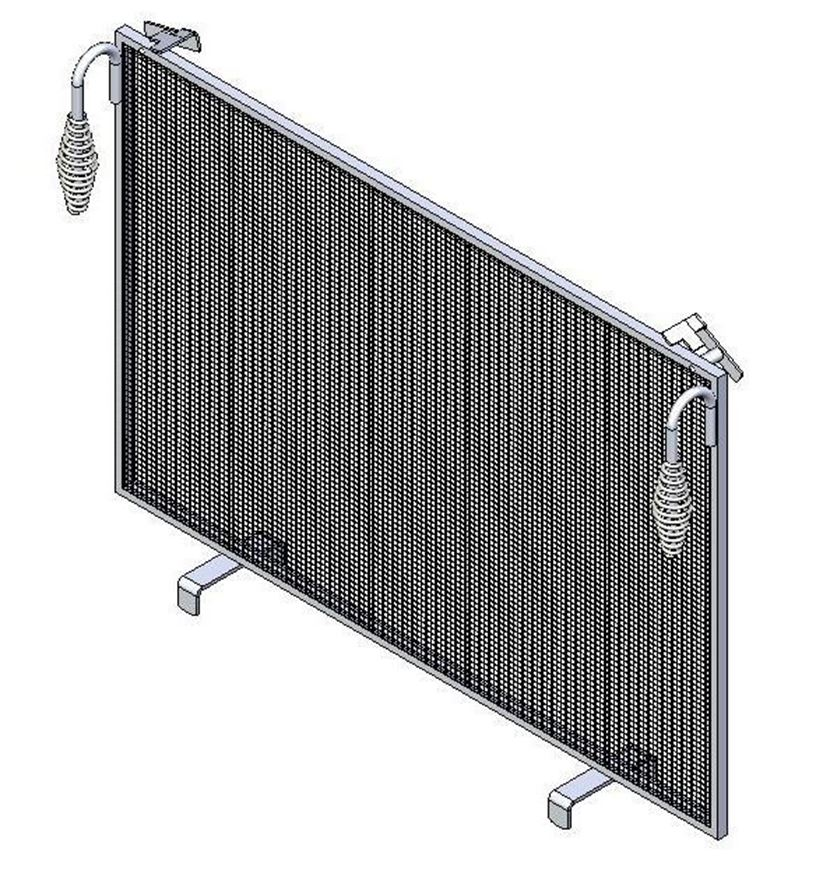 Picture of Firescreen - 700 Low