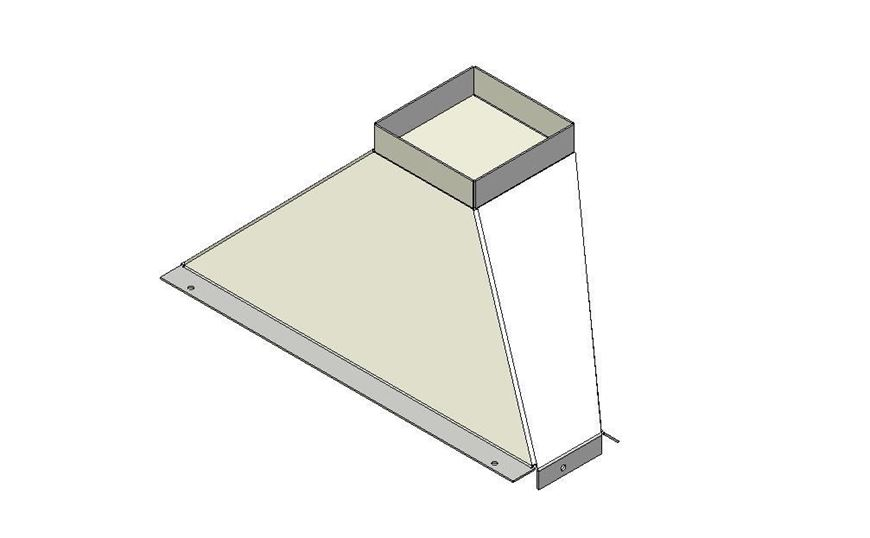 Picture of Flue Gather - Staggered - 700 Low & Universal