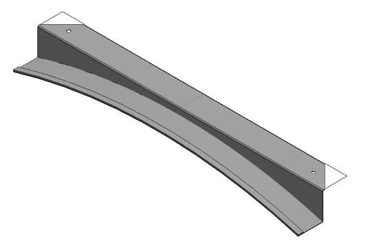 Picture of Arched Lintel - 1050 Extra