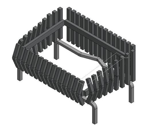 "Picture of Multifuel Basket - 16"" Deluxe"