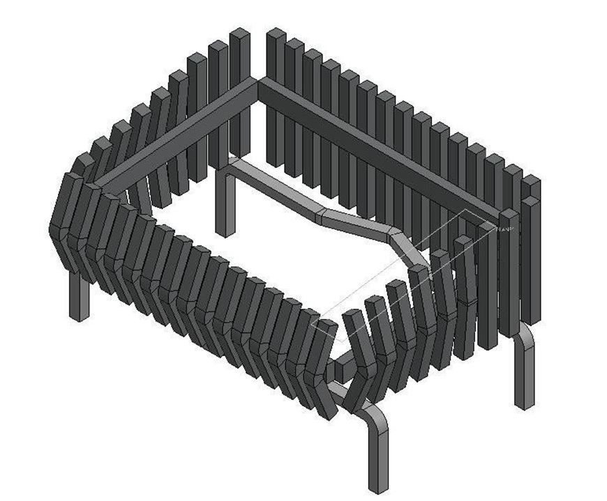 """Picture of Multifuel Basket - 16"""" Deluxe"""