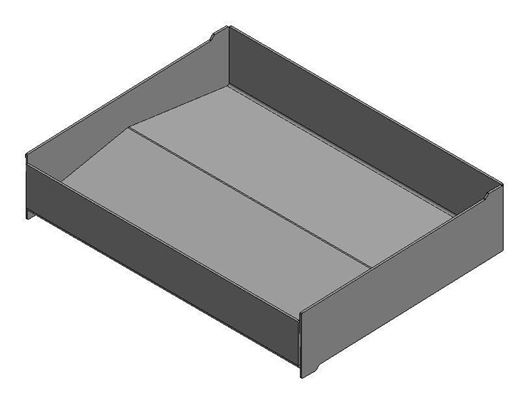 "Picture of Wood Tray - 18"" Standard"