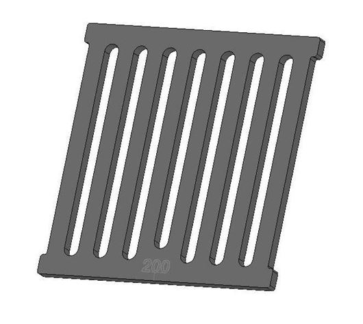 Picture of Static Grate 200mm