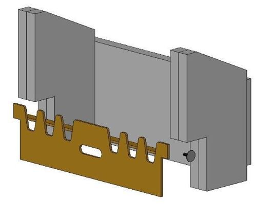 Picture of Wood Conversion Kit - Slimline 5 MKII