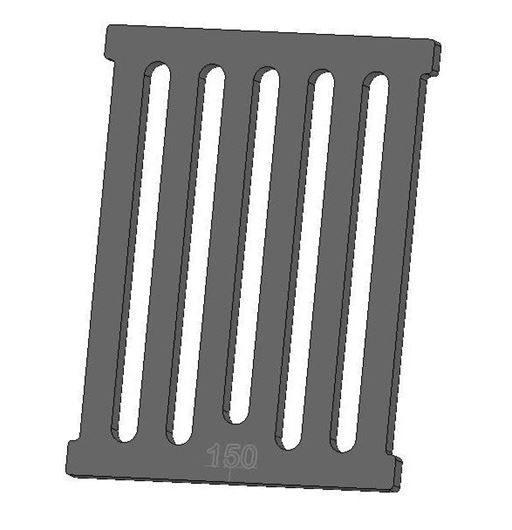 Picture of Static Grate 150mm