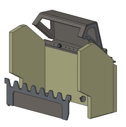 Picture for category Internal parts for Herald 5 Compact wood model