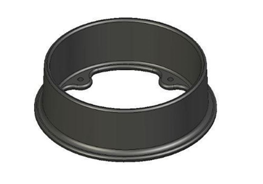 Picture of Flue Collar Short 5""