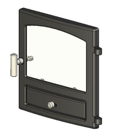 Picture for category Avalon 5 Compact Door Components