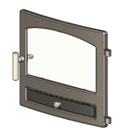 Picture for category Avalon 5 Slimline Door Components