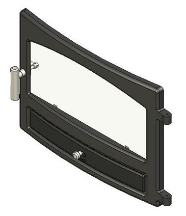Picture for category Avalon 8 Slimline Door Components