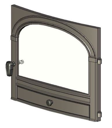 Picture for category Consort 9 Slimline Door Components