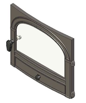 Picture for category Consort 5 Slimline Door Components