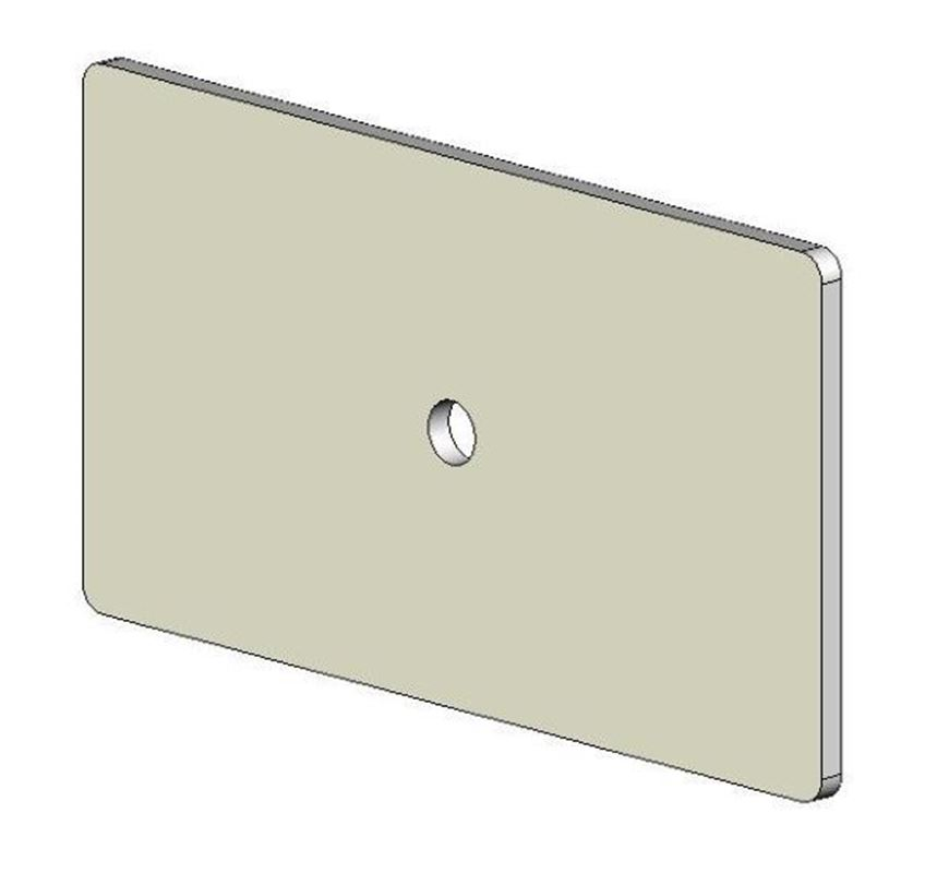 Picture of Thermostat Cover Plate - Gasket