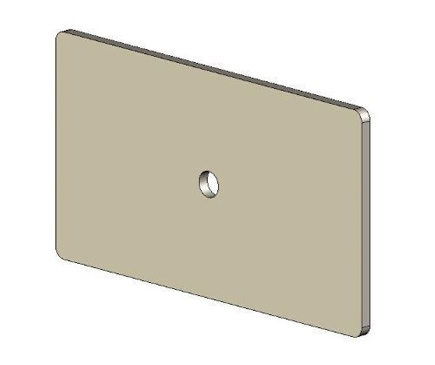 Picture of Thermostat Cover Plate - External