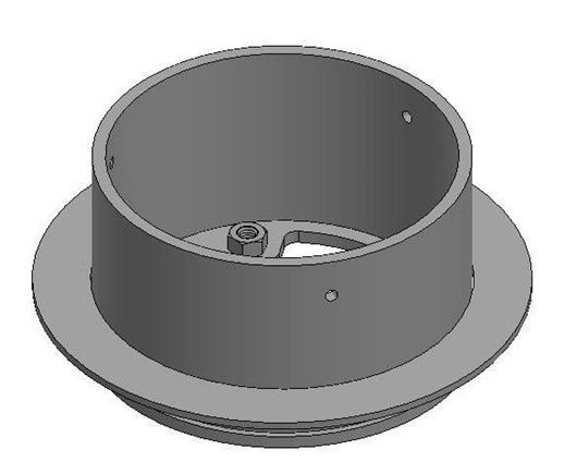 "Picture of Flue Collar - 5"" (Pre 2017 Model)"