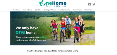 A One-Stop Resource for a Eco-friendly Lifestyle