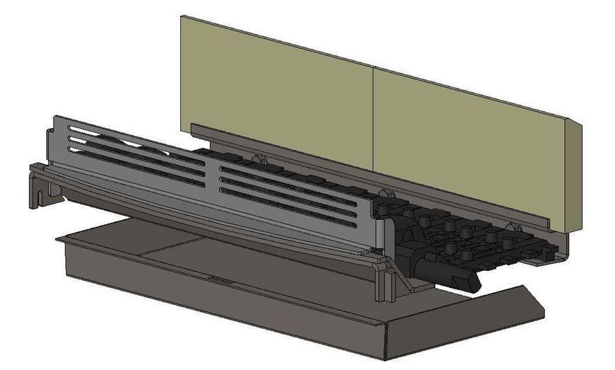 Picture of Multifuel Conversion Kit - Avalon 8 Slimline