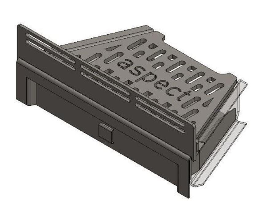 Picture of Multifuel Conversion Kit  - Aspect 5 Slimline