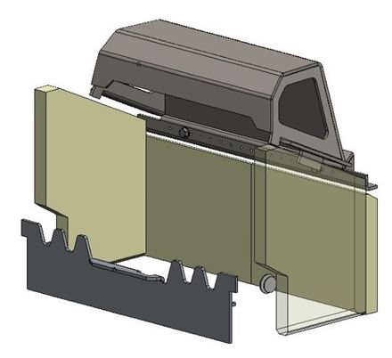Picture for category Internal Parts for Consort 7 Wood Model
