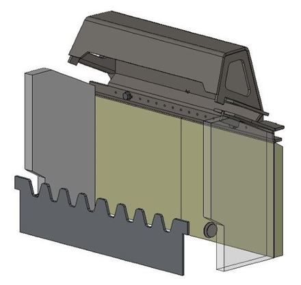 Picture for category Internal Parts for Consort 5 Slimline Wood Model