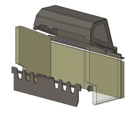 Picture for category Internal Parts for Herald 6 Wood Model