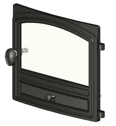 Picture for category Herald 6 D/D Door Components