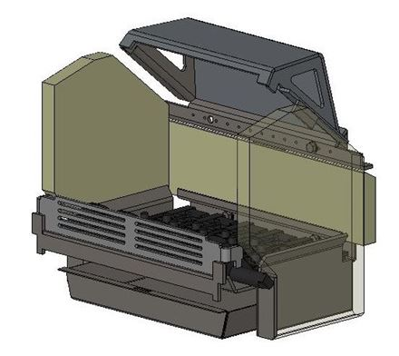 Picture for category Internal Parts for Avalon 4 Multifuel model
