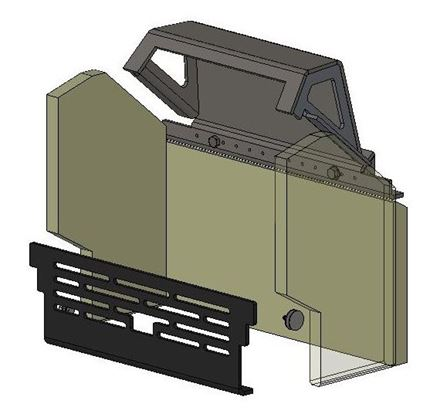 Picture for category Internal Parts for Avalon 5 Compact Wood Model